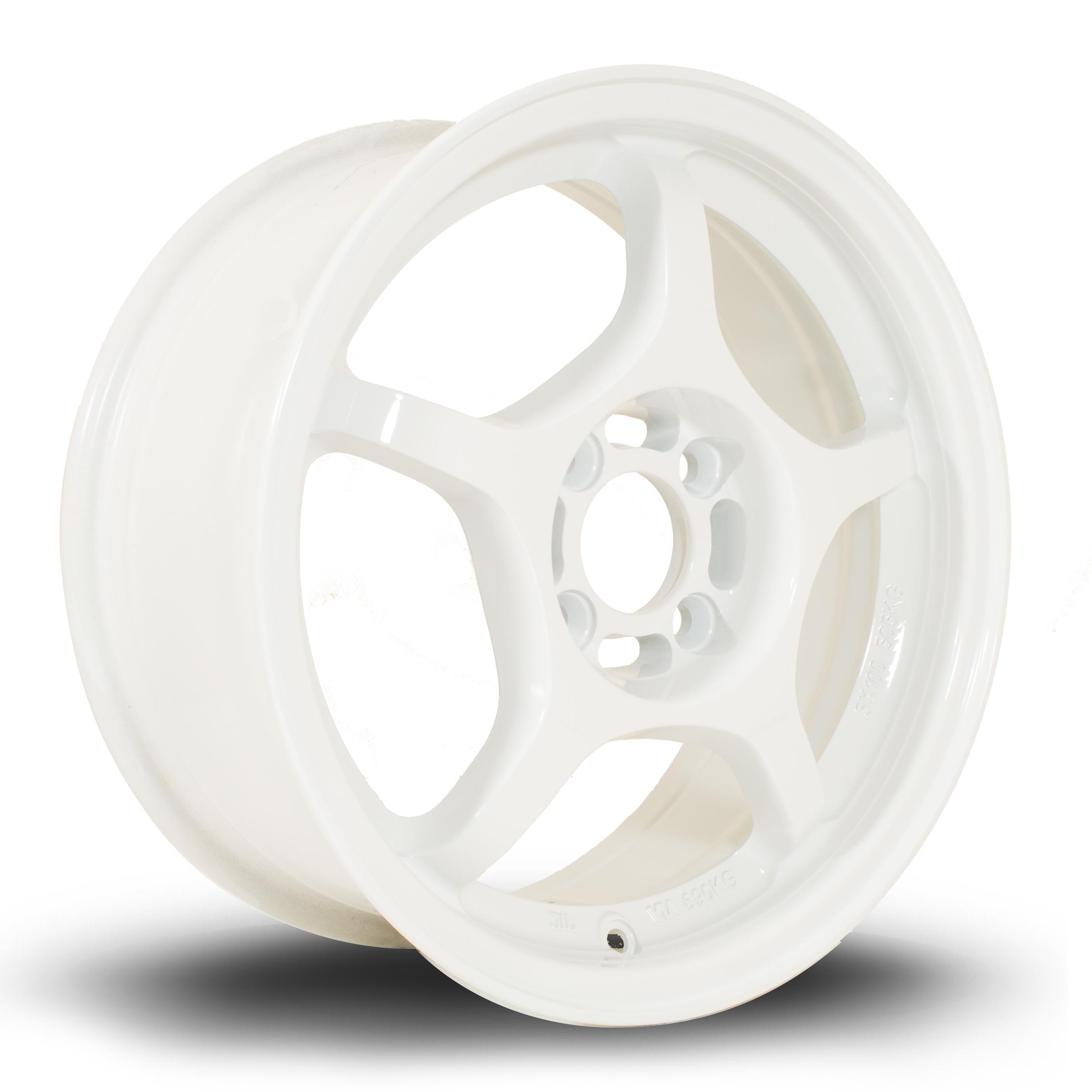 ROTA Attack hliníkové disky 6,5x15 4x100 ET40 White