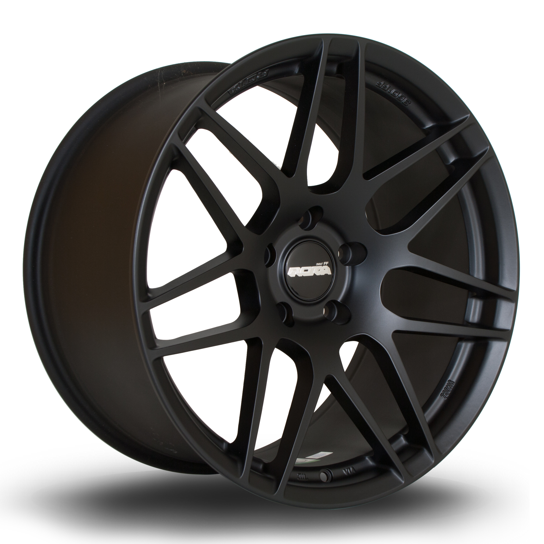 Rota FF02 wheels