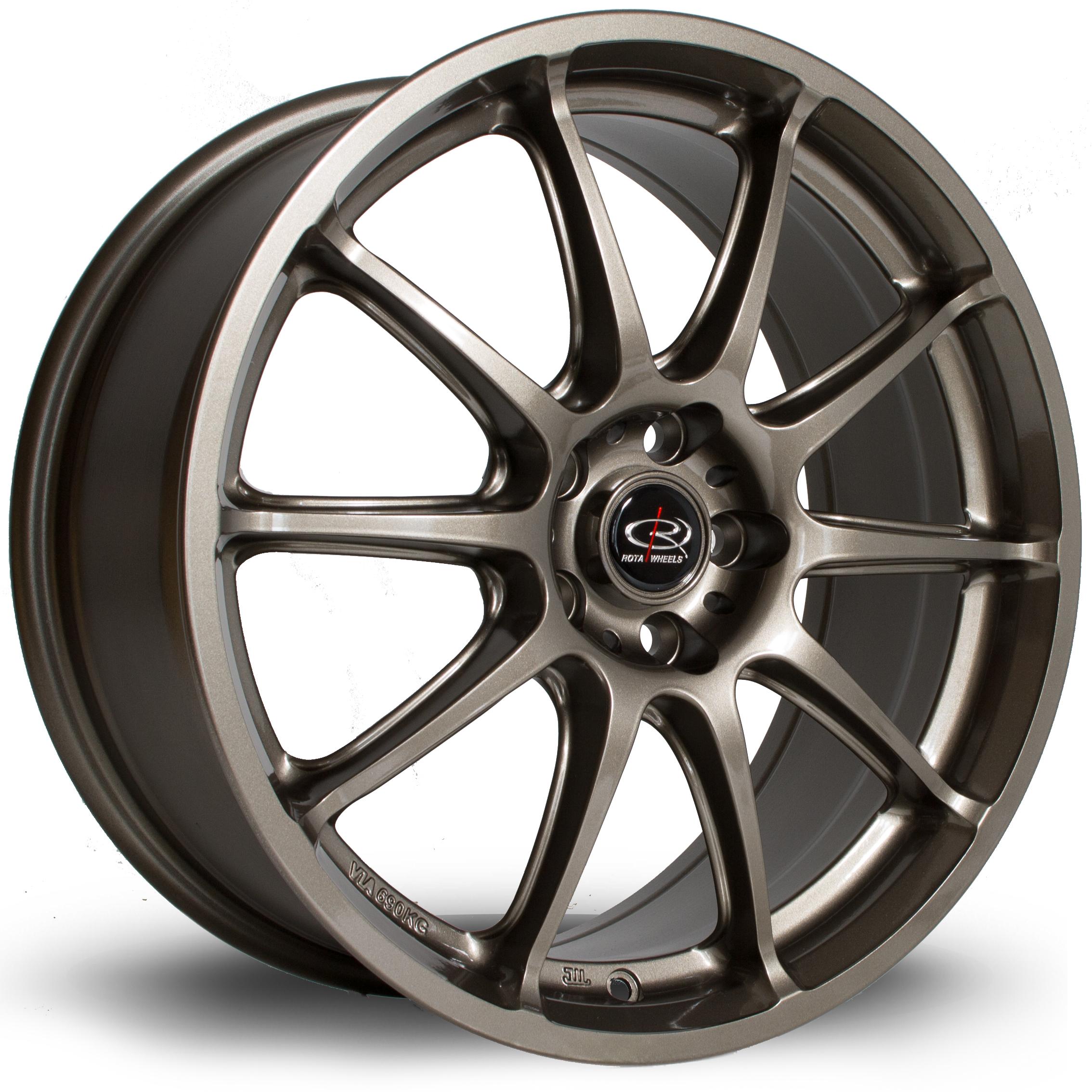 Rota GRA wheels