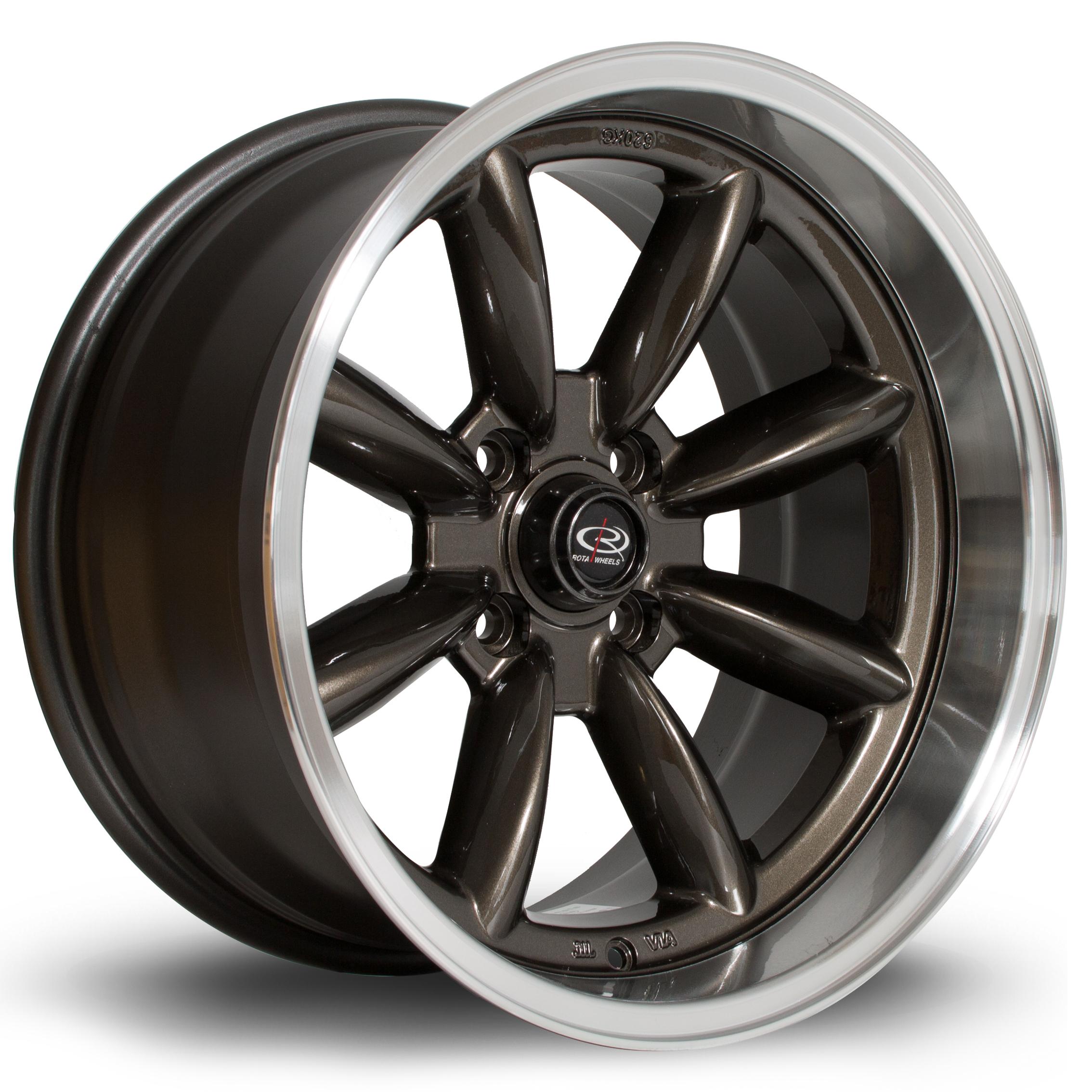 Rota RBX wheels