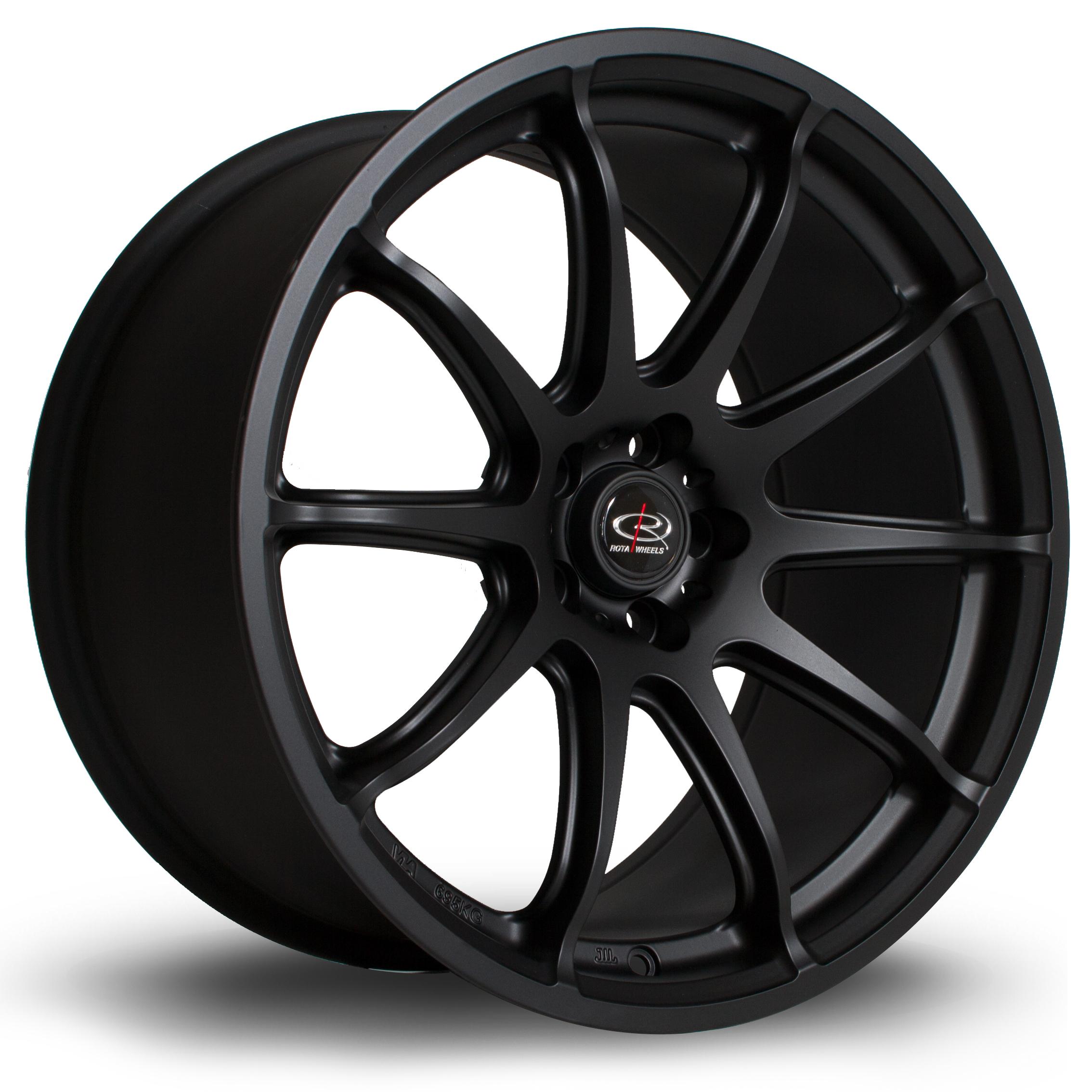 Rota T2R wheels