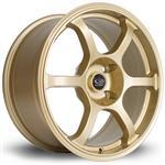 ROTA Boost hliníkové disky 8x17 4x114,3 ET35 Gold