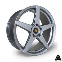 AUTOSTAR Chicane hliníkové disky 8,5x19 5x120 ET35 FGunmetal