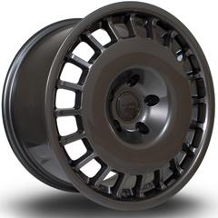 ROTA D154 hliníkové disky 8x17 4x108 ET42 Gunmetal