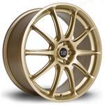 ROTA Gra hliníkové disky 7,5x18 5x100 ET48 Gold