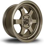 ROTA Grid-V hliníkové disky 7x15 4x100 ET20 Bronze