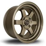 ROTA Grid-V hliníkové disky 8x16 4x114,3 ET20 Bronze