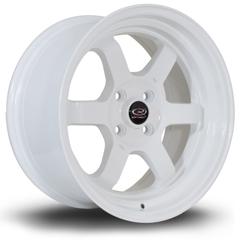 ROTA Grid-V hliníkové disky 8x16 4x100 ET20 White