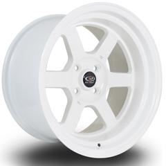ROTA Grid-V hliníkové disky 9x16 4x100 ET0 White