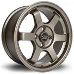 ROTA Grid hliníkové disky 7x15 4x100 ET40 Bronze