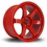 ROTA Grid hliníkové disky 9,5x18 5x114,3 ET20 Red