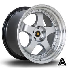 AUTOSTAR GT5 hliníkové disky 10,5x19 5x114,3 ET22 RLHSilver