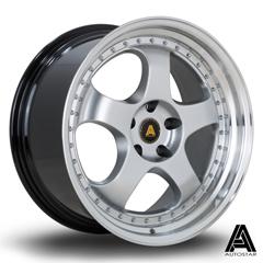 AUTOSTAR GT5 hliníkové disky 9,5x19 5x120 ET30 RLHSilver
