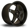 ROTA GTR-D hliníkové disky 9,5x18 5x114,3 ET12 FBlack