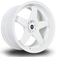 ROTA GTR-D hliníkové disky 9,5x18 5x114,3 ET12 White