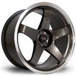 ROTA GTR hliníkové disky 10x19 5x114,3 ET20 RLGunmetal