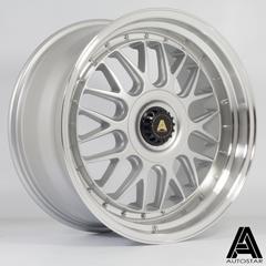 AUTOSTAR Monza hliníkové disky 9,5x19 5x112/120 ET40 RLSilver