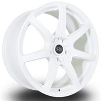 ROTA ProR hliníkové disky 8,5x18 5x114,3 ET30 White