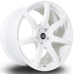 ROTA ProR hliníkové disky 9,5x18 5x114,3 ET30 White
