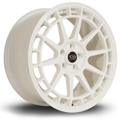 ROTA Recce hliníkové disky 8x17 4x100 ET35 White