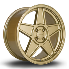 ROTA RSS hliníkové disky 8x17 4x108 ET42 Gold
