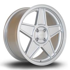ROTA RSS hliníkové disky 8x17 5x100 ET30 Silver