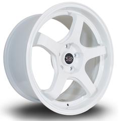 ROTA RT5 hliníkové disky 9x17 5x114,3 ET25 White