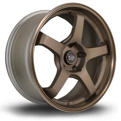 ROTA RT5 hliníkové disky 8,5x18 5x120 ET30 SPBronze