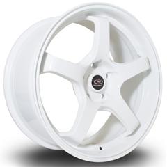 ROTA RT5 hliníkové disky 8,5x18 5x120 ET30 White