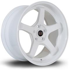 ROTA RT5 hliníkové disky 9,5x18 5x120 ET35 White
