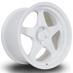 ROTA Slip hliníkové disky 10,5x18 5x120 ET22 White