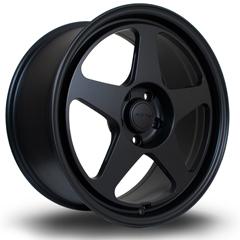 ROTA Slip hliníkové disky 8,5x18 5x108 ET42 FBlack