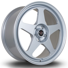 ROTA Slip hliníkové disky 8,5x18 5x100 ET35 Silver
