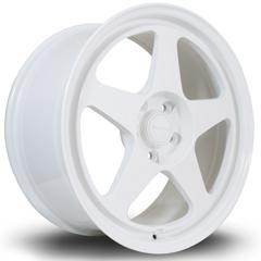 ROTA Slip hliníkové disky 8,5x18 5x120 ET30 White
