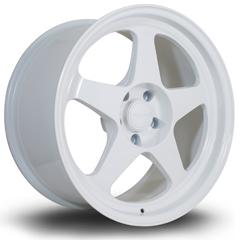 ROTA Slip hliníkové disky 9,5x18 5x114,3 ET38 White