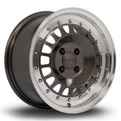 ROTA Speciale hliníkové disky 7x15 4x100 ET20 RLGunmetal