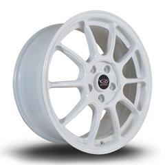 ROTA SS10 hliníkové disky 7,5x17 5x108 ET50 White