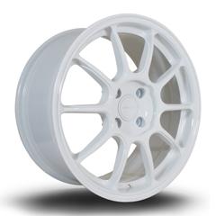 ROTA SS10 hliníkové disky 8x17 4x108 ET42 White