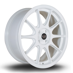 ROTA Strike hliníkové disky 7,5x17 4x108 ET40 White