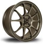 ROTA Titan hliníkové disky 7,5x17 4x100 ET35 Bronze