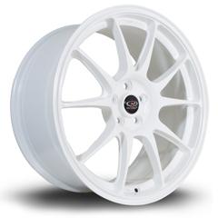 ROTA Titan hliníkové disky 8,5x18 5x100 ET44 White