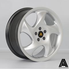 AUTOSTAR Twist hliníkové disky 7,5x17 5x100 ET35 Silver